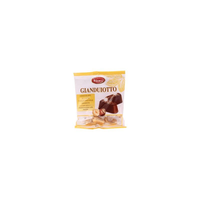 LAZZARONI Mini cookies farciti con crema al cioccolato 110g
